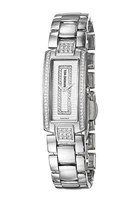 Raymond Weil Women's 1500-ST2-42381 Shine Stainless Steel Case & Bracelet Watch