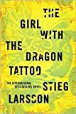 The Girl with the Dragon Tattoo 1st (first) edition Text Only