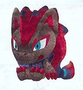 Pokemon Black & White soft toy plush doll figure Zoroark SD 16 cm