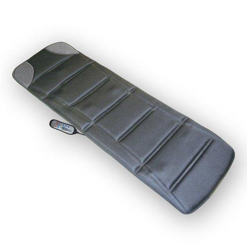 Rovera Sound Massage Mat Materassino Massaggiante Elettrico per la Schiena e il Corpo