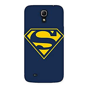 Delighted Premier Yellow Day Multicolor Back Case Cover for Galaxy Mega 6.3