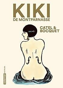 Kiki de Montparnasse par Bocquet