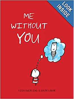 Me without You Hardcover Book
