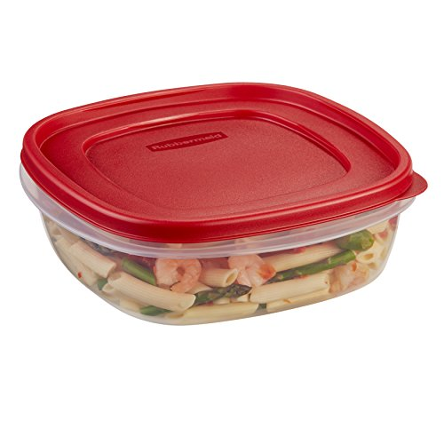 Rubbermaid Easy Find Lid Food Storage Container, 9 Cup (Storage Container Kitchen compare prices)