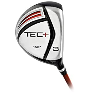 TEC Plus Low Profile Woods (Mens, Right-Handed) by King Par