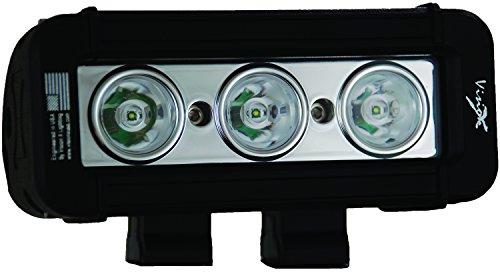 "Vision X Xil-Lpp310 Xmitter Low Profile Prime Black 5"" 3W Three 10 Degree Narrow Beam Led Bar"