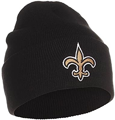 New Orleans Saints Classic Knit Hat - Cuffed