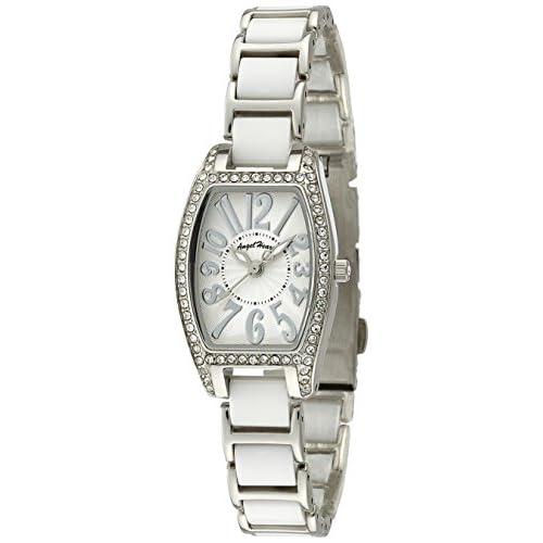 [エンジェルハート]Angel Heart 腕時計 ホワイトレーベル ホワイトパール文字盤 スワロフスキー エレメンツ WL21CZ レディース