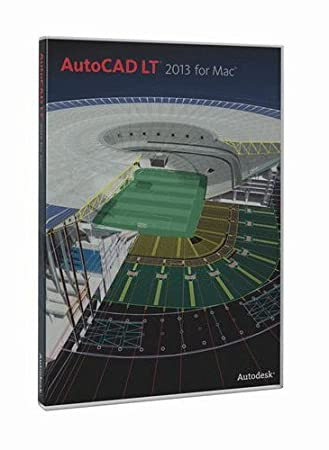 AutoCAD LT for Mac 2013, 1 User (Mac)