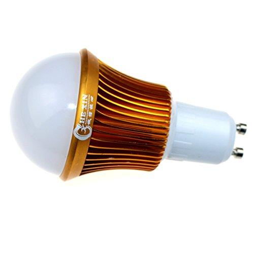 Cxhexin G10A-3+3 Gu10 6W 360Lm 12-5630 Led Adjustable Color Temperature Lamp Bulb (Ac 85~265V)