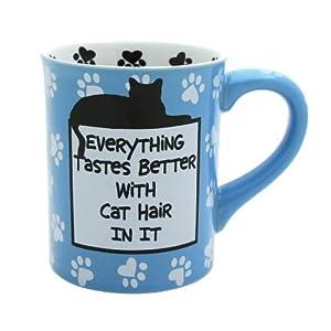 Our Name Is Mud Cat Hair Mug