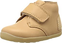 Bobux Kids Baby Boy\'s Step Up Odyssey Boot (Infant/Toddler) Tan Boot 19 (US 3 Infant) M