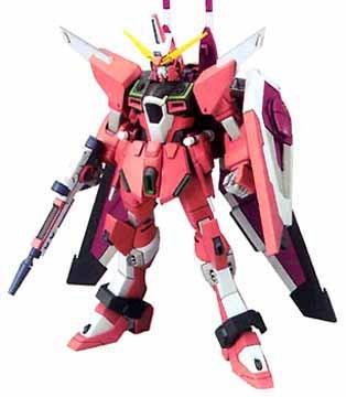 Bandai 1/144 HG High Grade Infinite Justice Gundam Model Kit