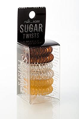 Milk+Sass Sugar Twists Caramel Toffee