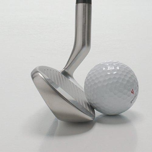 F2 Golf Men'S Ss Cavity Back Wedge Golf Club (Left Handed, 64 Degree, Uniflex, Steel Shaft)