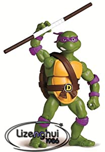 TMNT Teenage Mutant Ninja Turtles Classic Collection Donatello Purple