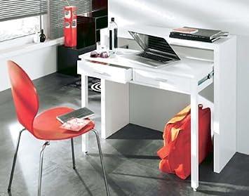 Blanc Console Desk