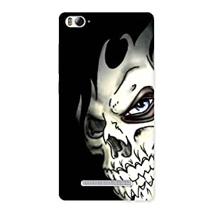 Nasty Face Art Multicolor Back Case Cover for Xiaomi Mi4i