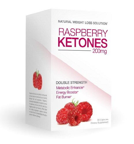 Raspberry Ketone, Fat Burner, Natural Weight Loss, Metabolic Enhancer, Energy Booster, Healthy Antioxidant- TFX Raspberry Ketones 200mg, 60ct