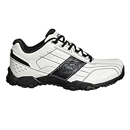 Ogio Men's Golf City Turf Shoe White/Black Size 9.5, M13186