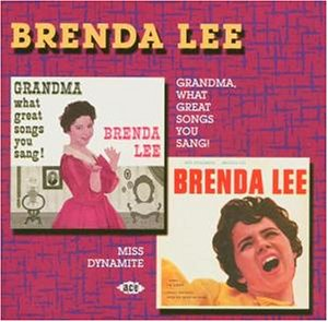 Brenda Lee - Grandma,What Great Songs You Sang/Brenda Lee - Zortam Music