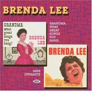 Brenda Lee - All alone am i Lyrics - Zortam Music