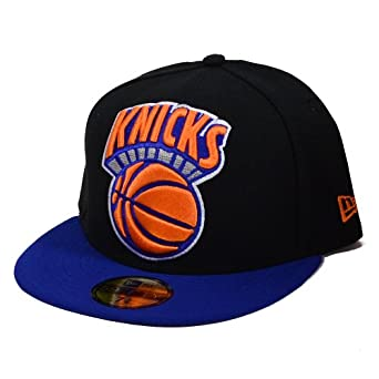 New York Knicks Mighty 2 Tone Fitted Hat by New Era
