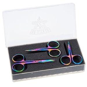 Dr. Slick 3 Prism Finish Scissor Gift Set by Dr. Slick