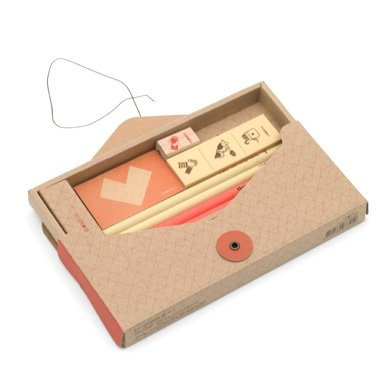 Eco Love Stationery Set||RNWIT