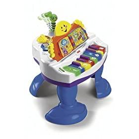 Fisher-Price Interactive Baby Grand Piano