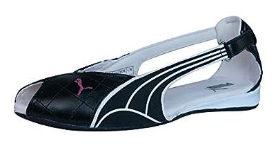 Puma Sahlia Girls Sandals - Black