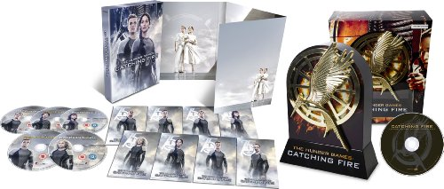 Catching Fire - Deluxe Edition