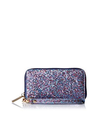 Deux Lux Women's Daiquiri PDA Wallet, Blueberry