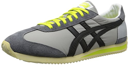 Onitsuka Tiger California 78 Vintage Fashion Sneaker,Light Grey/Black,6.5 M US/8 Women's M US