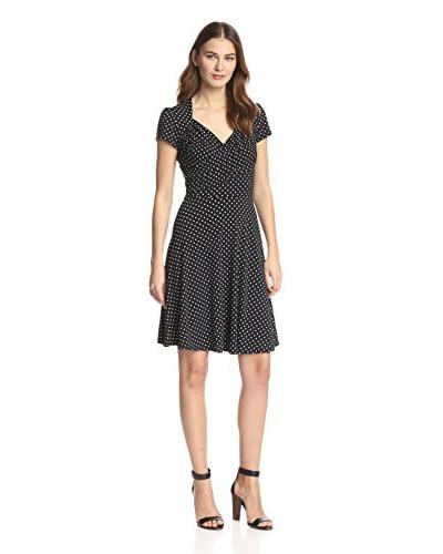 Leota Women's Shortsleeve Sweetheart Dress