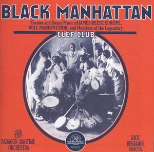 Black Manhattan: Members of Legendary Clef Club