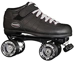 Carrera Roller Skates CLASH mens or womens - Size 5 - White boot