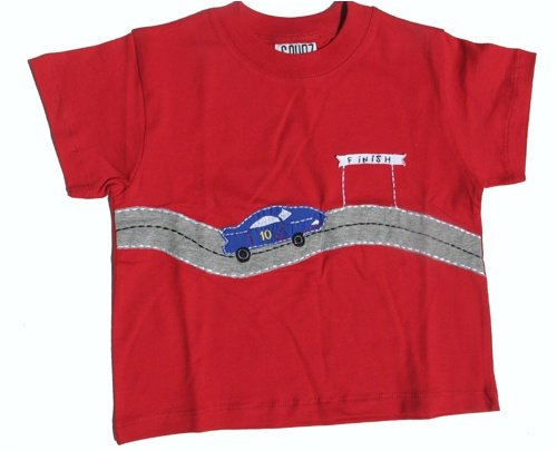 Spudz T-Shirt Red Racer 2T, 3T - Buy Spudz T-Shirt Red Racer 2T, 3T - Purchase Spudz T-Shirt Red Racer 2T, 3T (spudz, spudz Boys Shirts, Apparel, Departments, Kids & Baby, Boys, Shirts, T-Shirts, Boys T-Shirts)
