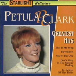 Petula Clark Petula Clark Greatest Hits Starlight Coll