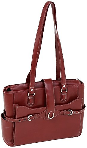 McKlein-USA-Genuine-Leather-Womens-Briefcase-156-Laptop-Business-Tote-Red