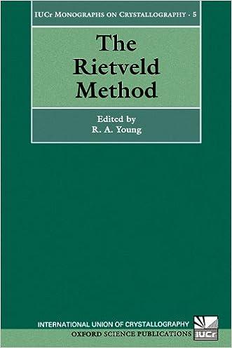 The Rietveld Method (International Union of Crystallography Monographs on Crystallography)