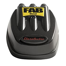 Danelectro D-3 Fab Metal Effects Pedal