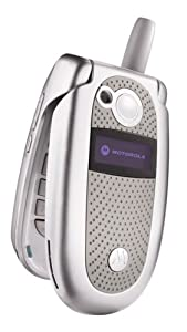 Motorola V500 - Orange - Pay As You Go  Mobile Phone