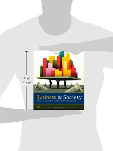 business sustainability and society Mindtap® management for carroll/brown/buchholtz's business & society: ethics, sustainability & stakeholder management, 10th edition, is the digital learning solution that helps instructors engage and transform today's students into critical thinkers.