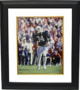 Bo Jackson signed Auburn Tigers 16x20 Photo Custom Framed by Athlon+Sports+Collectibles