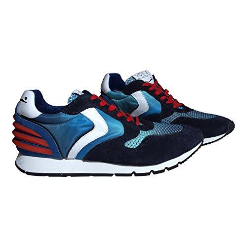 Voile Blanche, Sneaker uomo Blu Blu, Blu (Blu), 46 eu