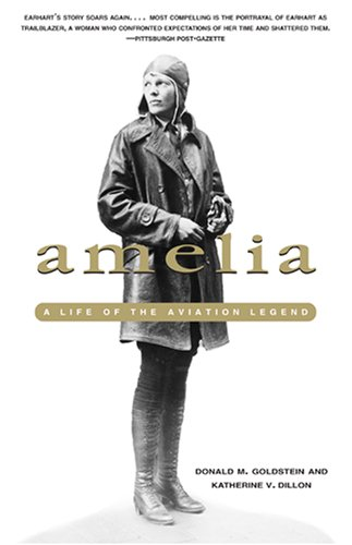 Image for Amelia: A Life of the Aviation Legend (Potomac's Paperback Classics)