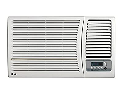 LG LWA5BP1F Window AC (1.5 Ton, 1 Star Rating, White)