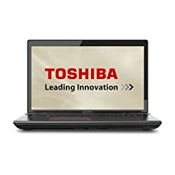 Toshiba Satellite X875-Q7190 17.3-Inch Laptop (Black Widow Styling in Diamond-Textured Aluminum)