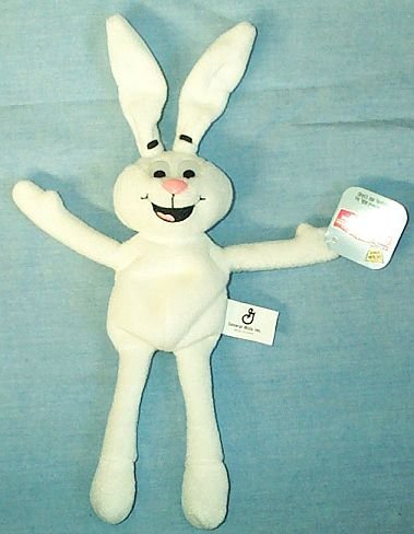 "Trix Rabbit Plush Breakfast Babies 11"" - 1"